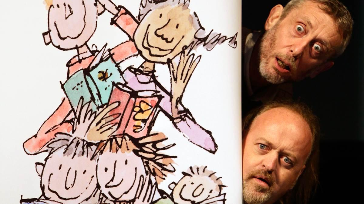 Roald Dahl Funny Prize 2009