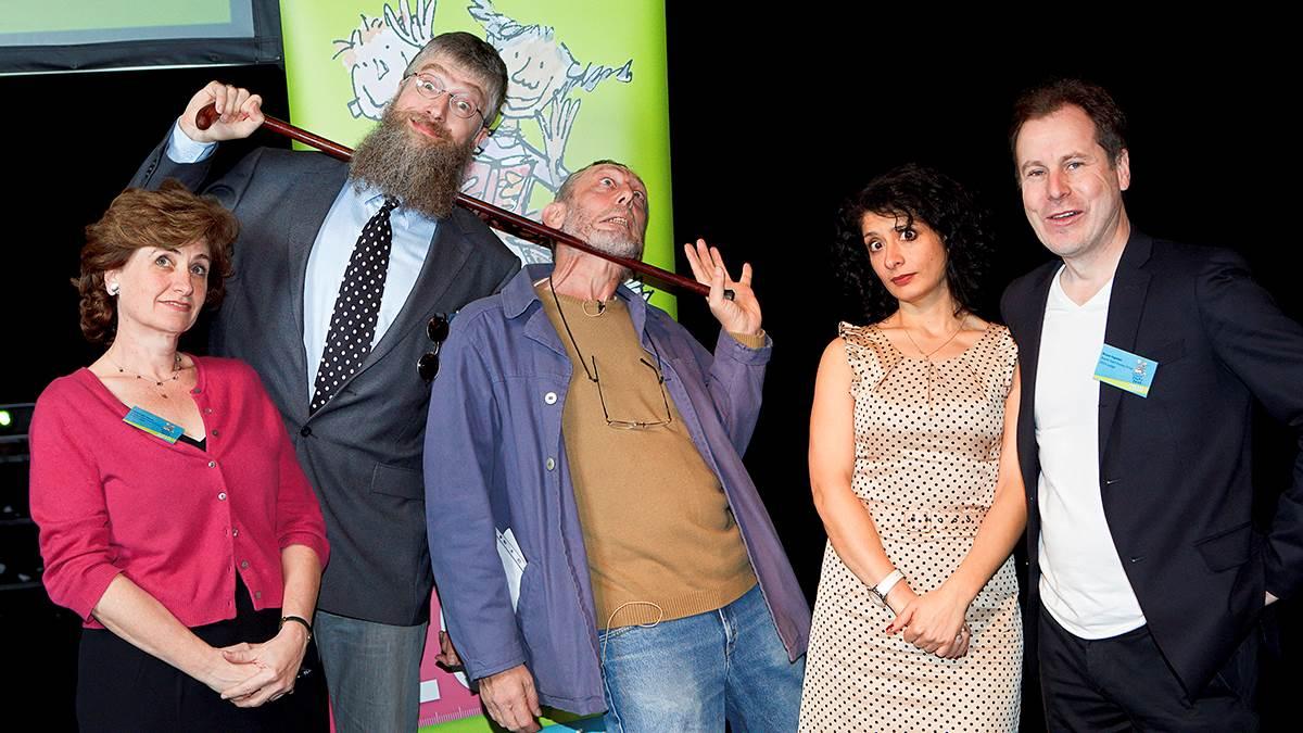 Roald Dahl Funny Prize 2010