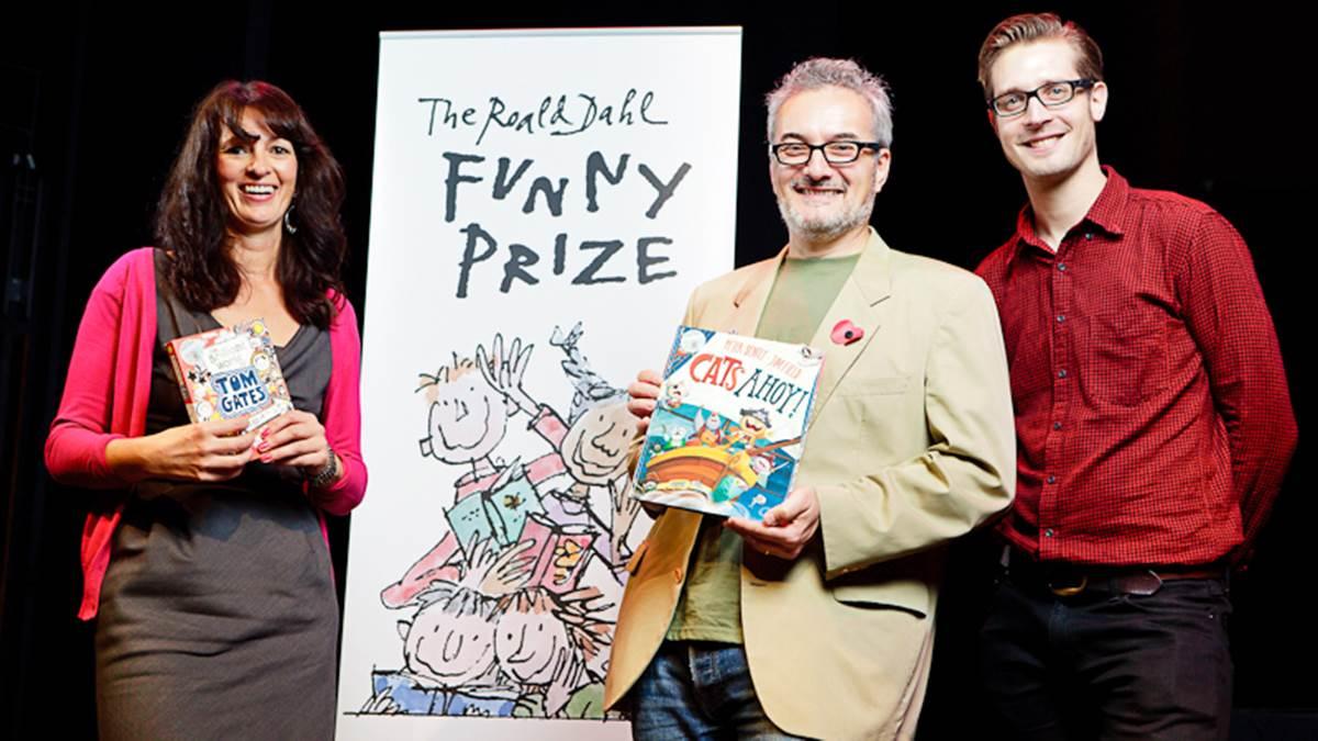 Roald Dahl Funny Prize 2011