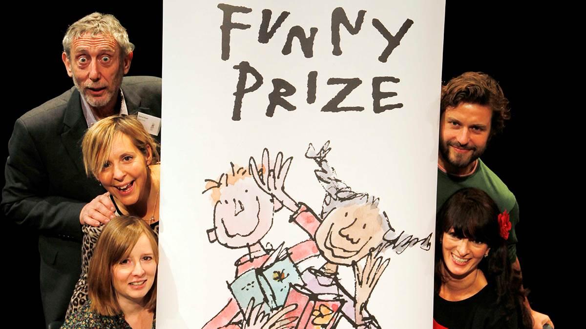 Roald Dahl Funny Prize 2012