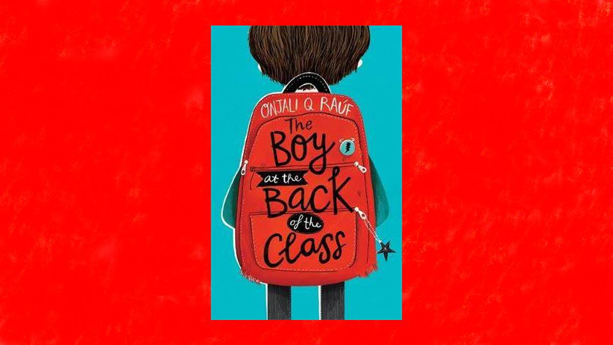 Boy at the Back of the Class book jacket