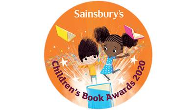 The Sainsbury's Children's Book Awards 2020 logo