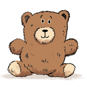 Anjan Sarkar Pyjamarama teddy