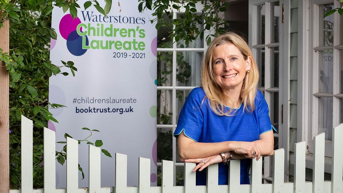 Waterstones Children's Laureate Cressida Cowell