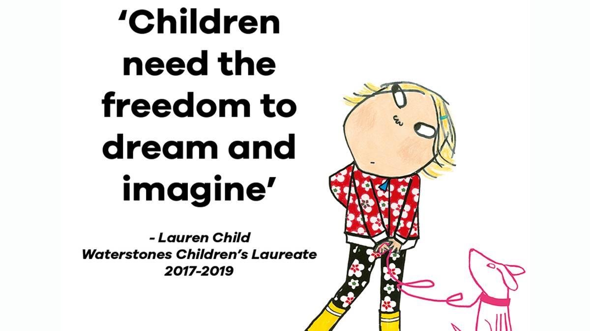 Quote from Lauren Child