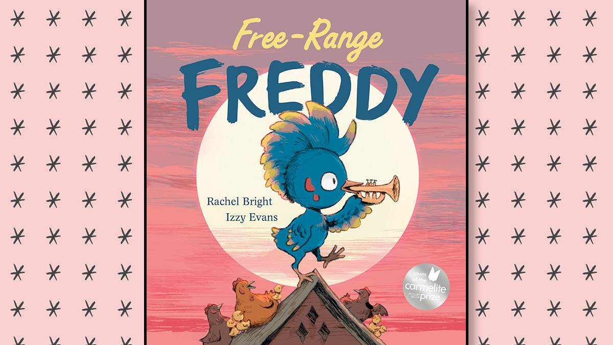 The front cover of Free-Range Freddy