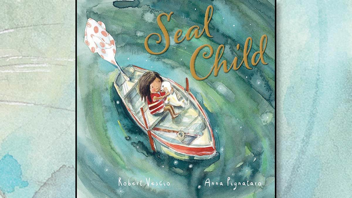 The front cover of Seal Child