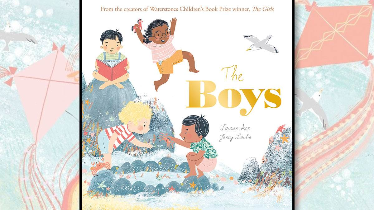 The front cover of The Boys