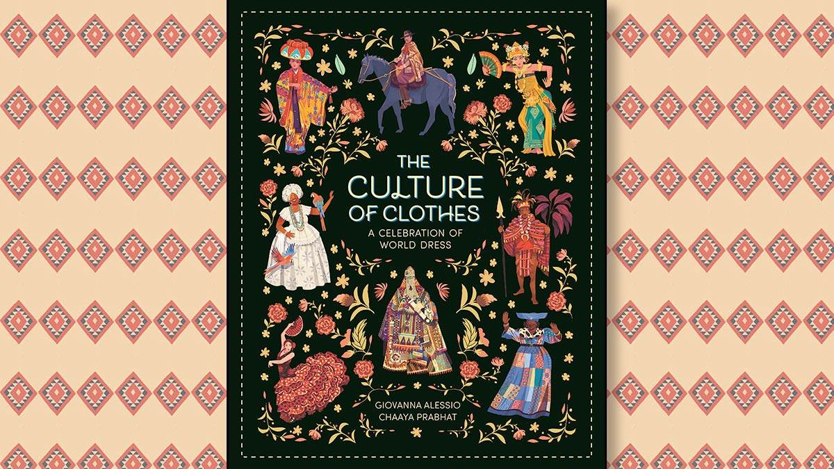 The front cover of The Culture of Clothes