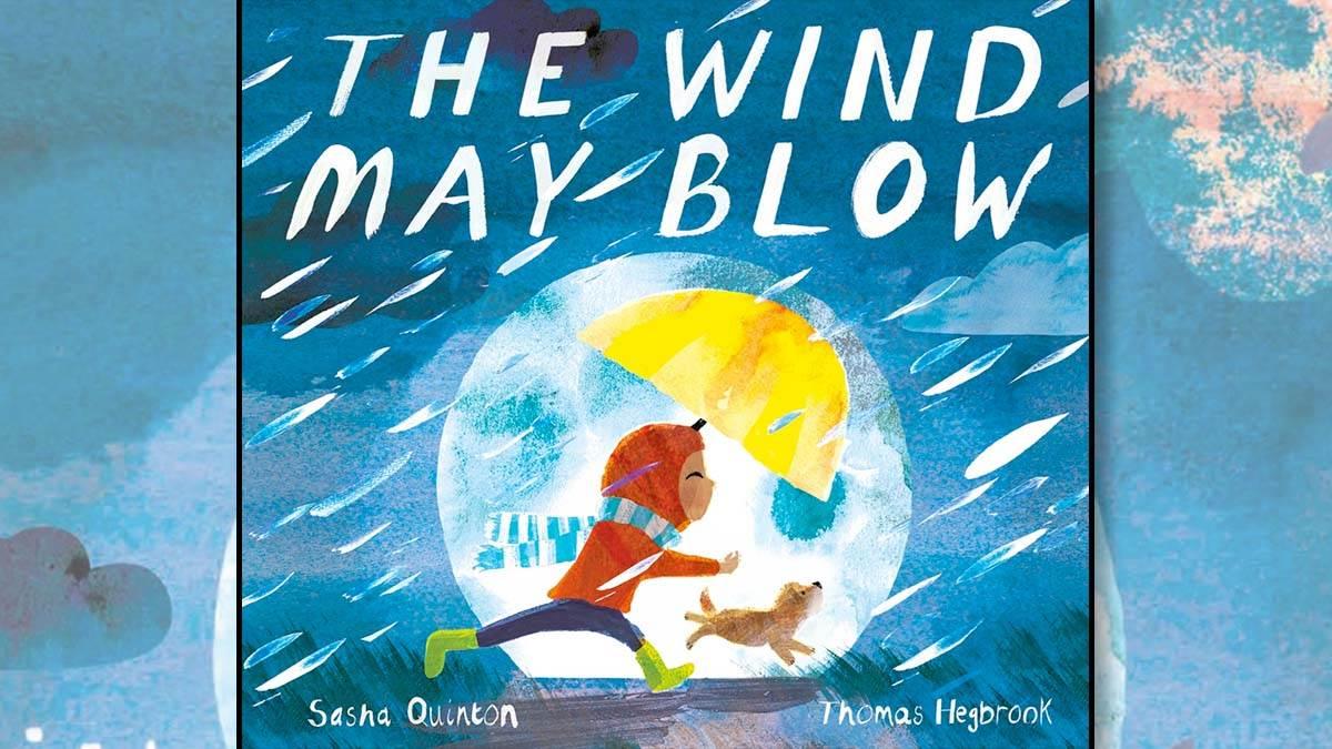 The front cover of The Wind May Blow
