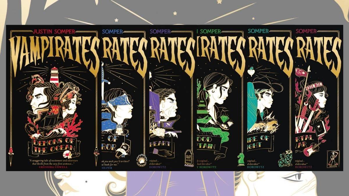 Vampirates: Win all six books in this epic adventure series | BookTrust