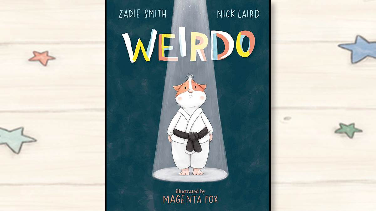 The front cover of Weirdo