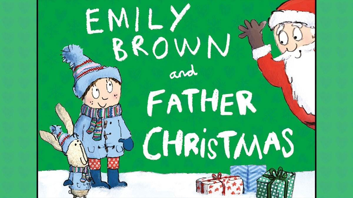 The cover of Emily Brown and Father Christmas by Cressida Cowell and Neal Layton
