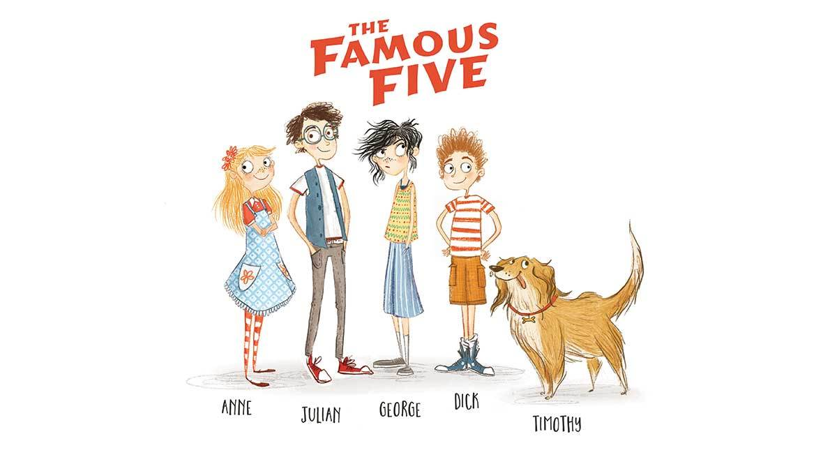 How well do you know the Famous Five? | BookTrust