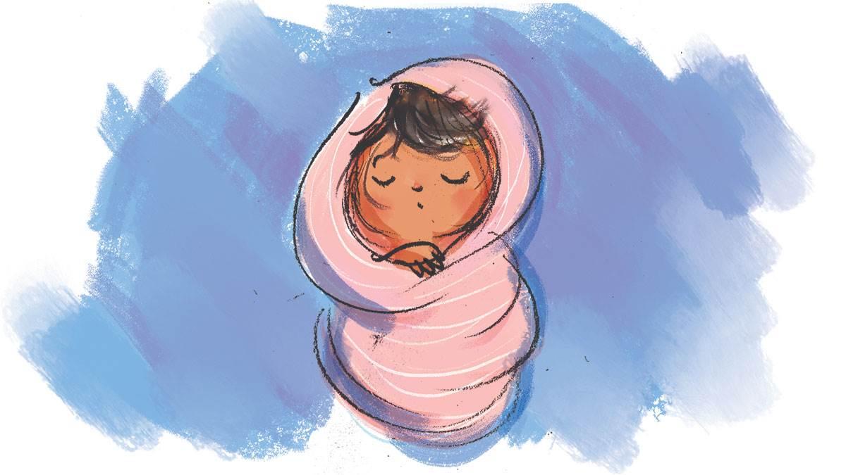 Kate Alizadeh illustrates bedtime