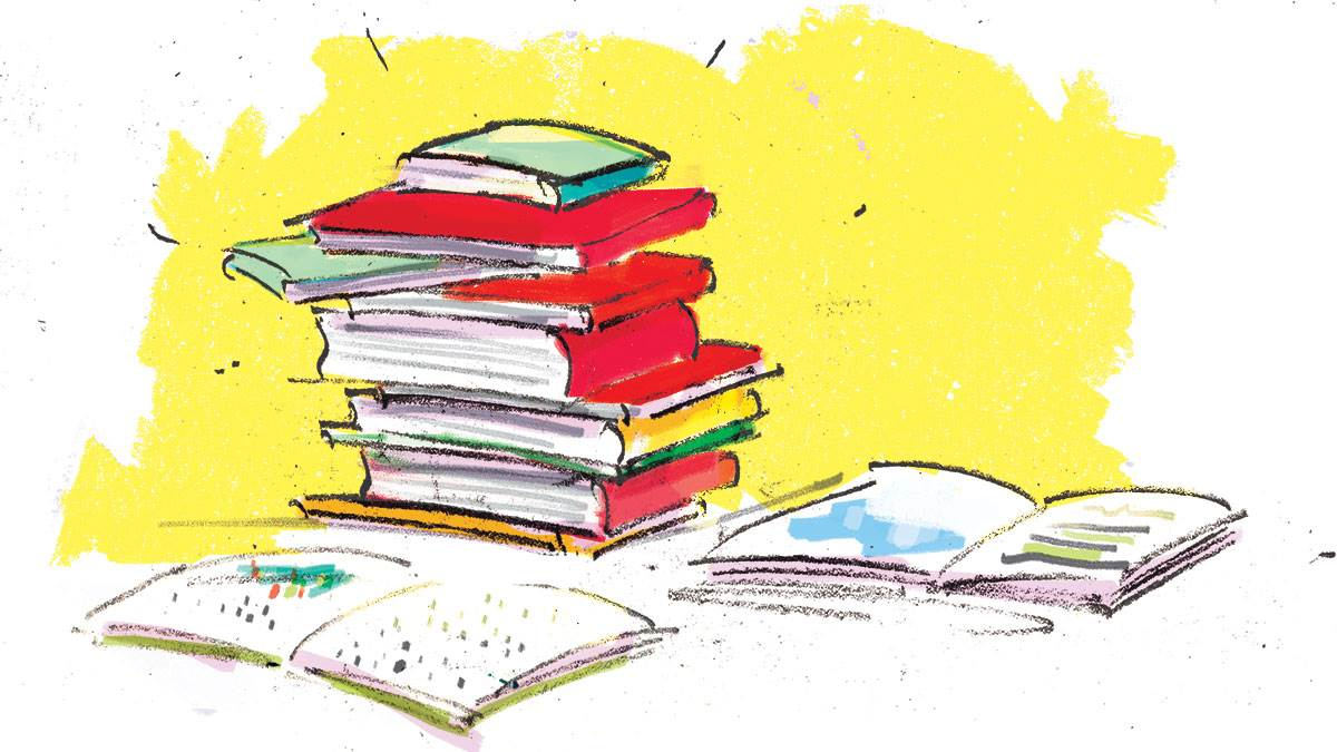 Kate Alizadeh's books illustration