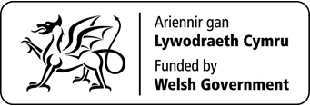 Logo Cymraeg llywodraeth