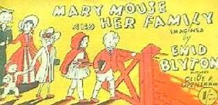 Mary Mouse