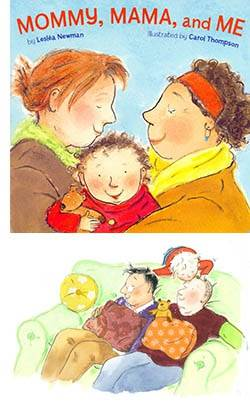 LGBT Picture Books