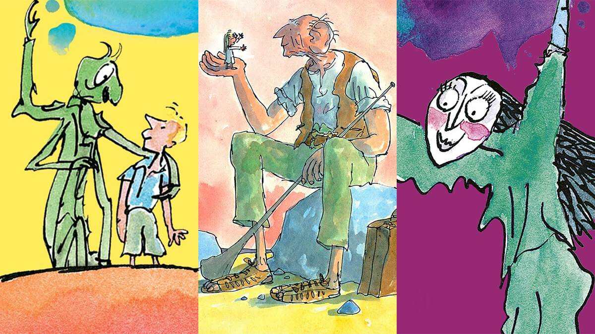 10 things you didn't know about Roald Dahl | BookTrust