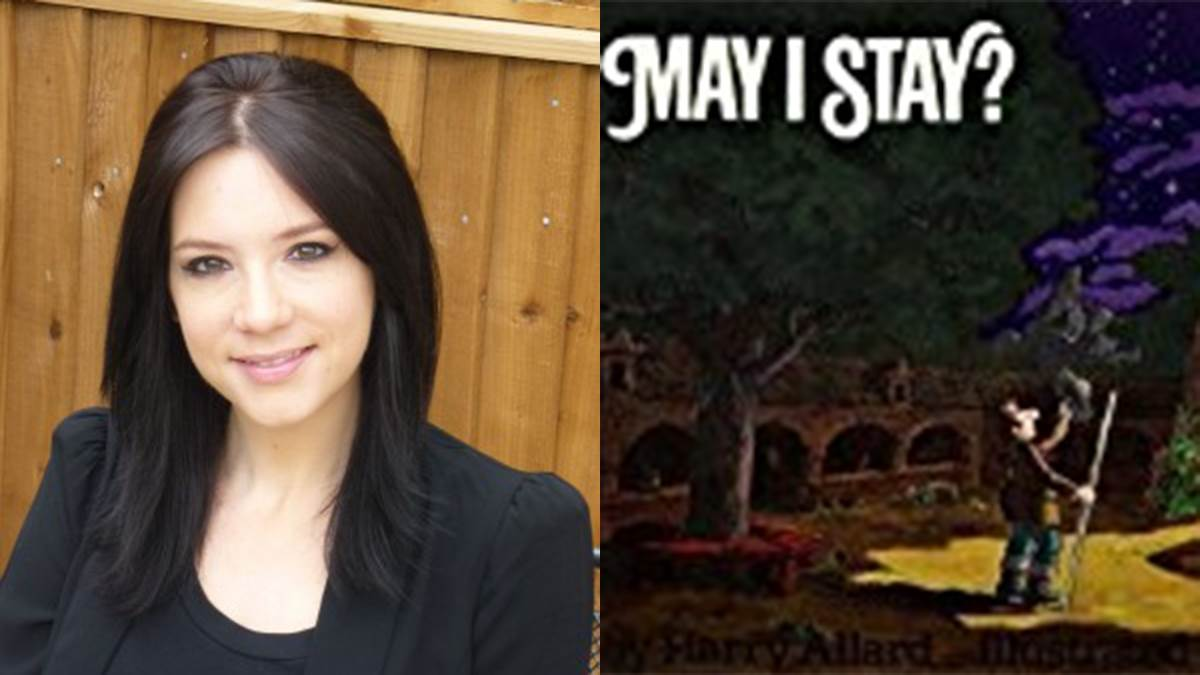 Clare Foges loves May I Stay
