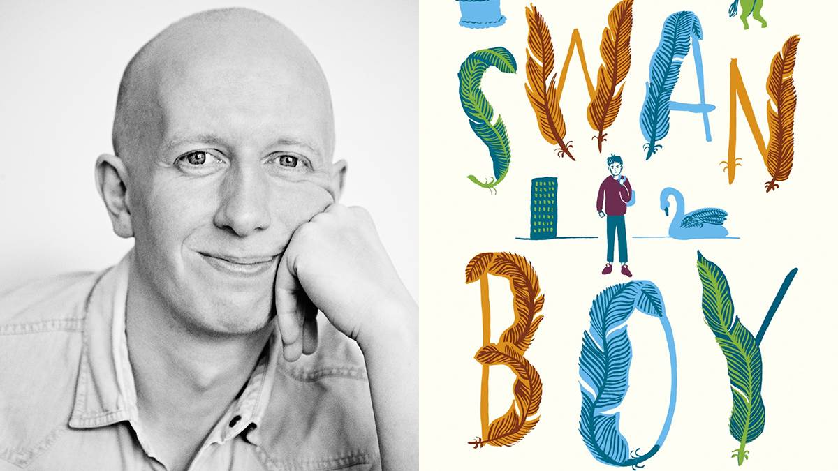 Piers Torday recommends Swan Boy