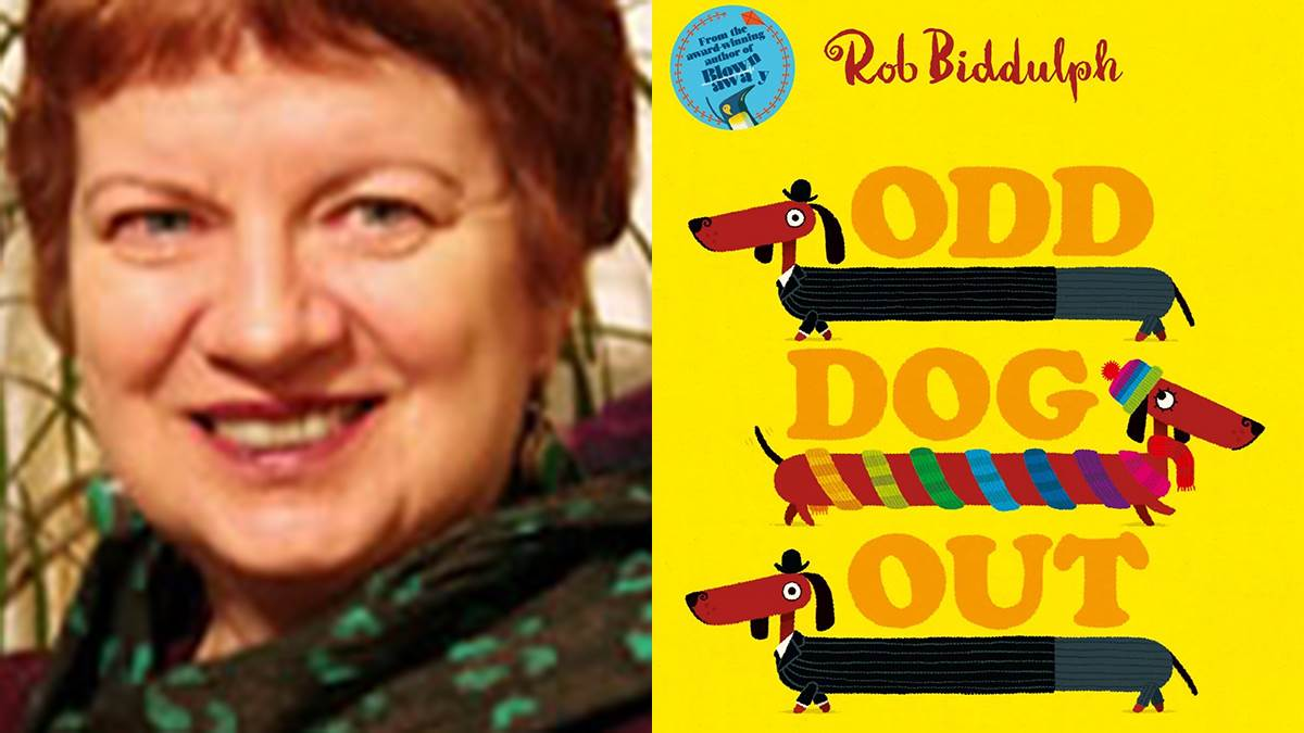Mary Hoffman recommends Odd Dog Out