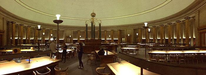 Manchester Library