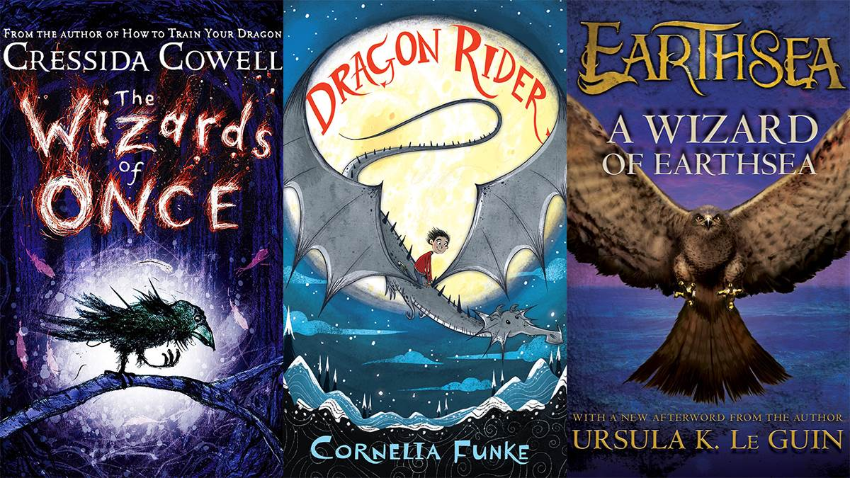 What To Read After How To Train Your Dragon