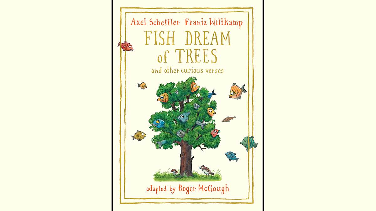 Fish Dream of Trees cover
