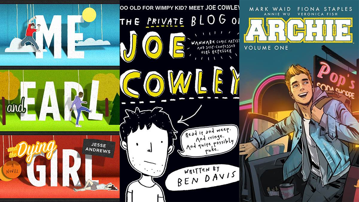 Me, Earl and the Dying Girl; The Private Blog of Joe Cowley; Archie