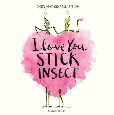 I Love You Stick Insect cover image