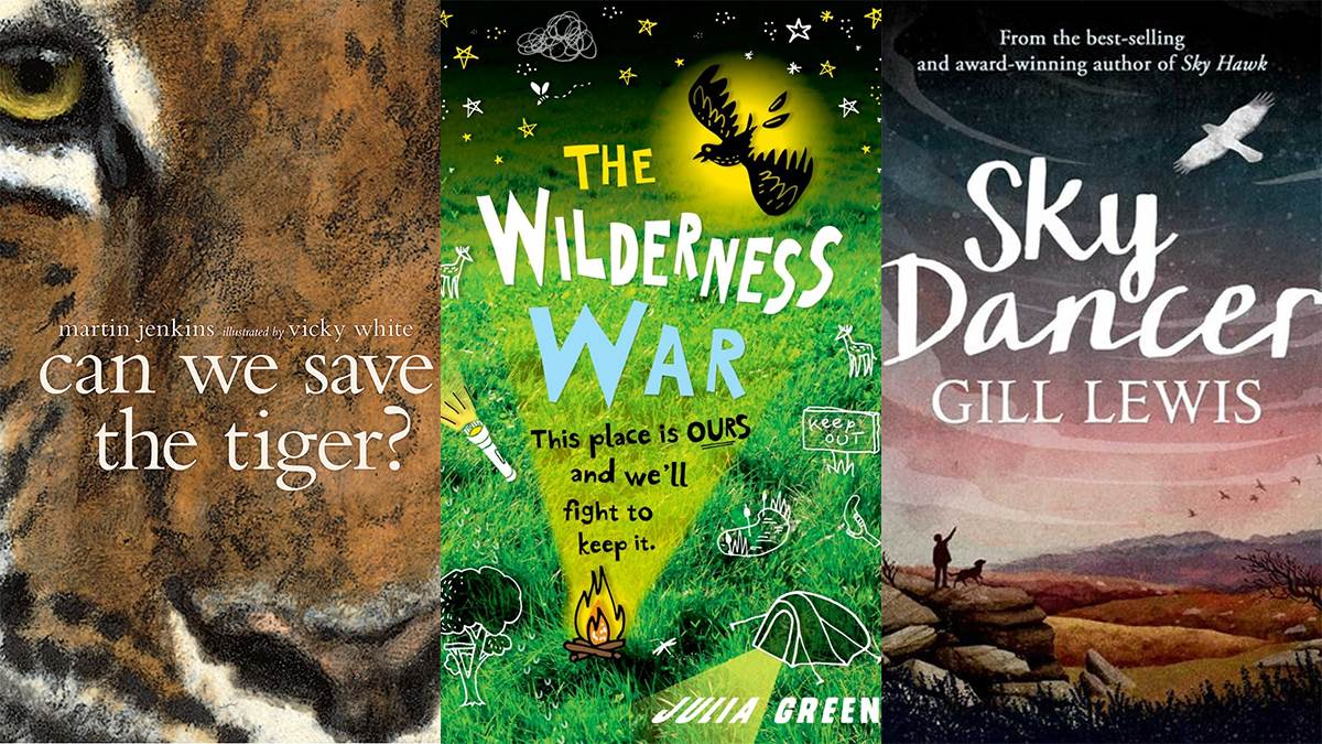 Can We Save The Tiger; The Wilderness War; Sky Dancer