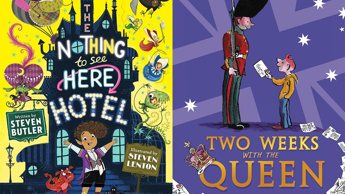 The Nothing To See Here Hotel; Two Weeks with the Queen