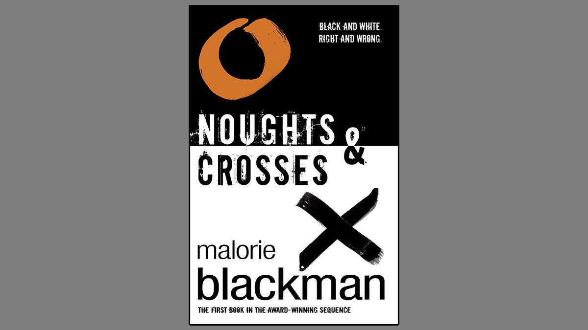 The cover of Noughts and Crosses
