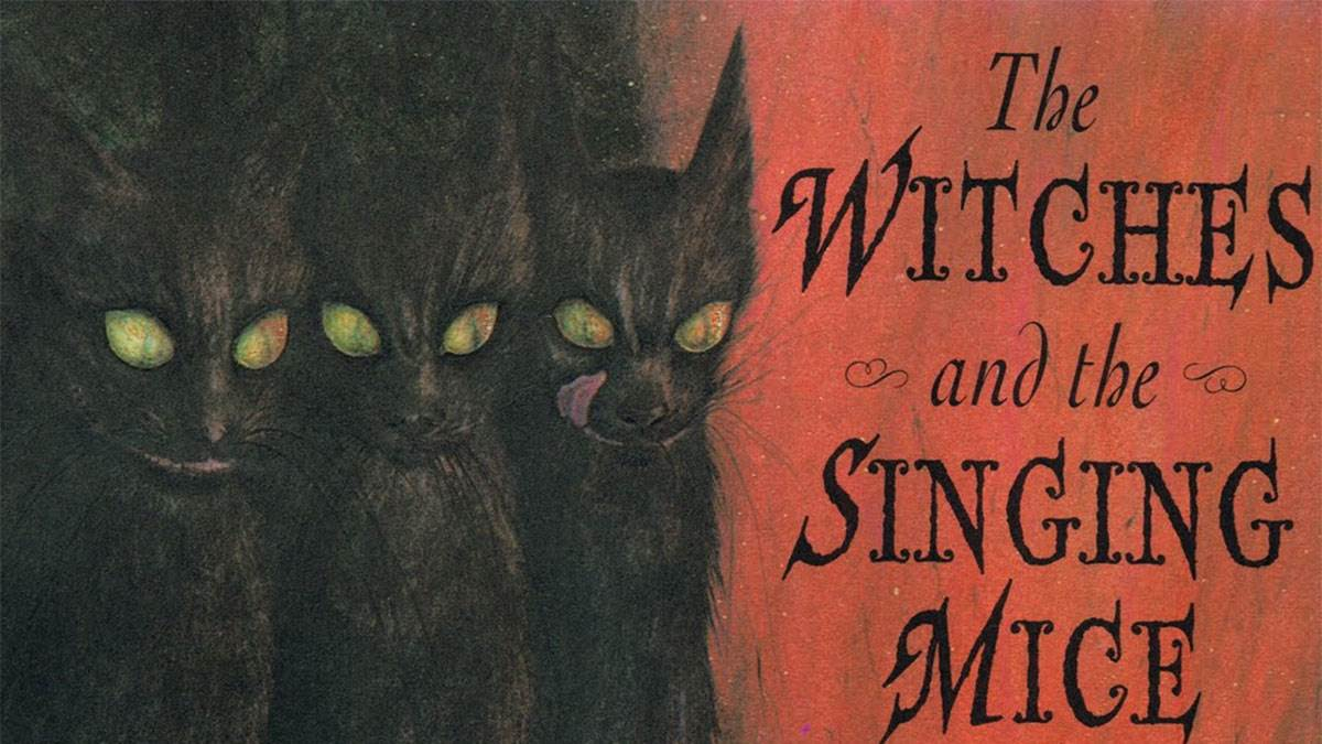 The cover of The Witches and the Singing Mice