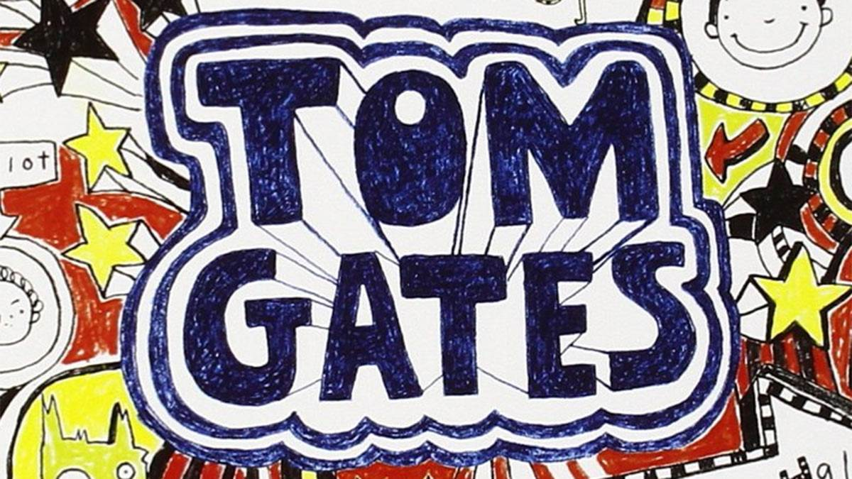 The cover of The Brilliant World of Tom Gates