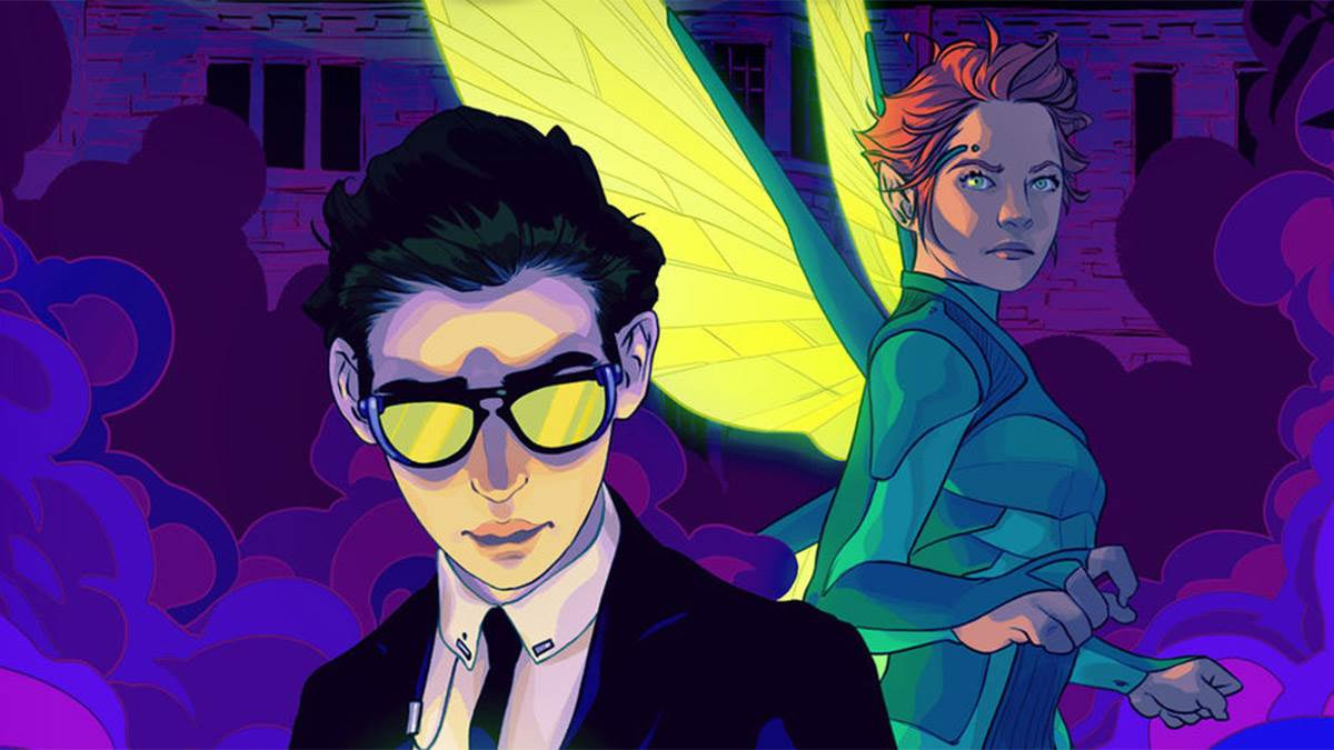 The front cover of Artemis Fowl