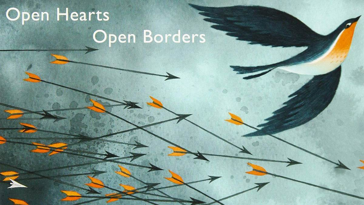 The front cover of Migrations
