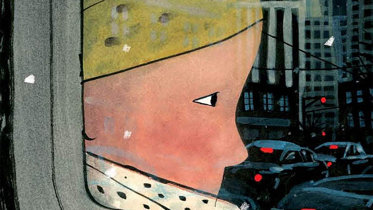 The front cover of Small In The City