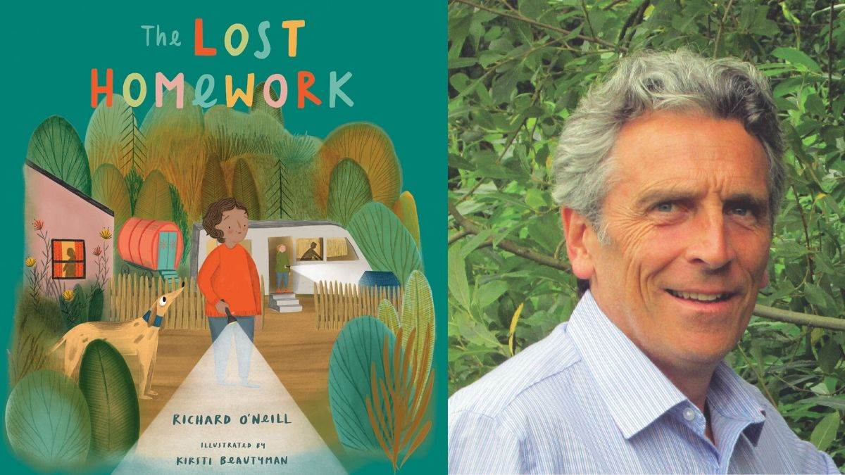 Richard O'Neill and his book The Lost Homework