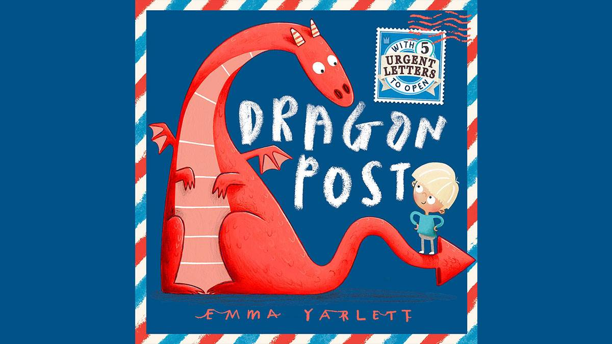 The front cover of Dragon Post