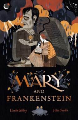 Mary and Frankenstein book cover