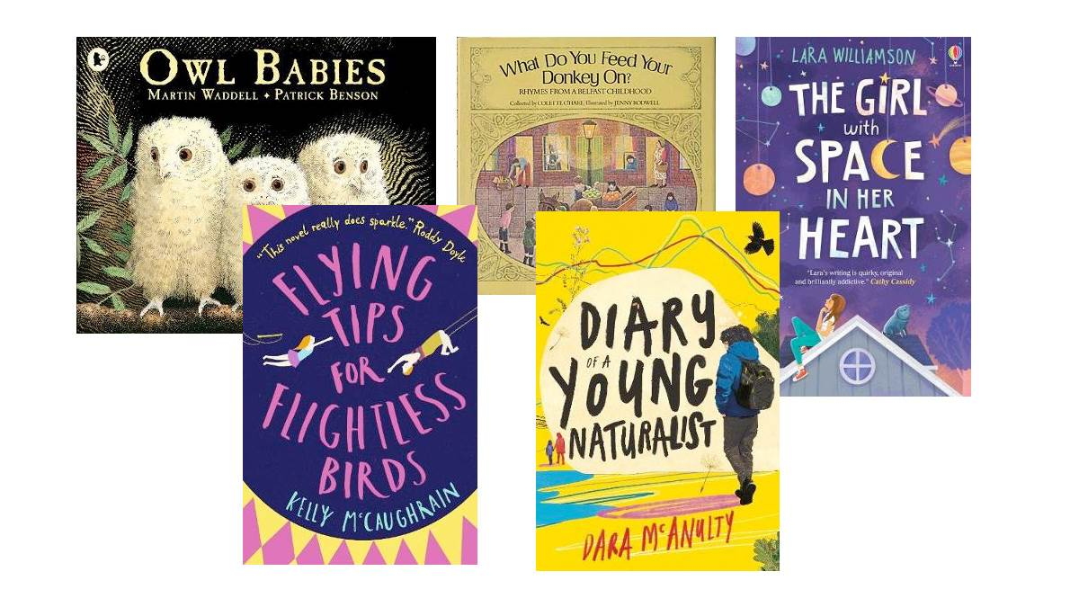 Some of Sophie Kirtley's favourite Northern Irish books
