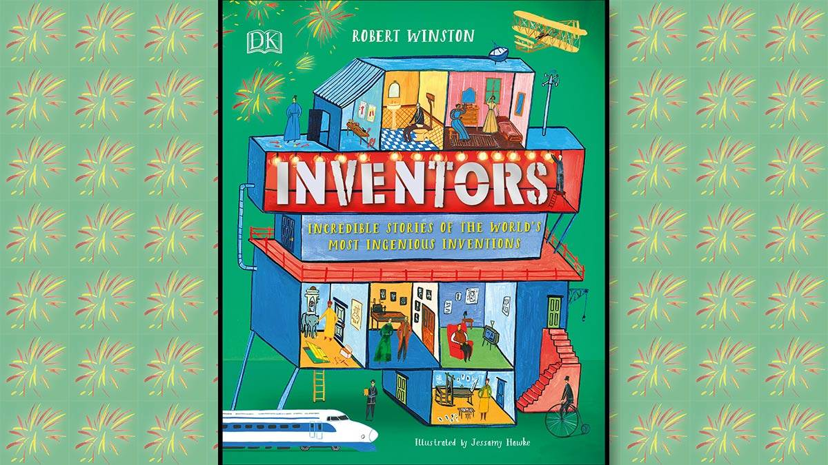 The front cover of Inventors