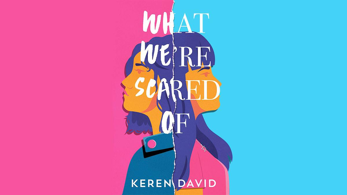 The front cover of What We're Scared Of