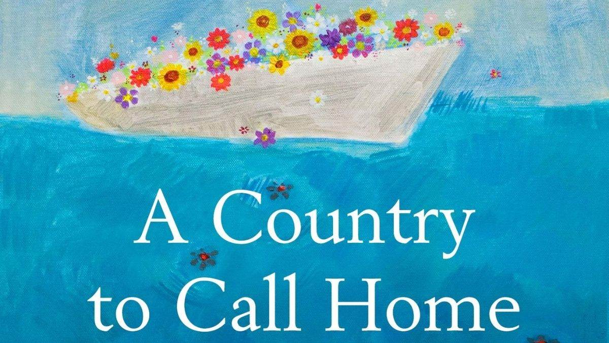 From the cover of A Country to Call Home