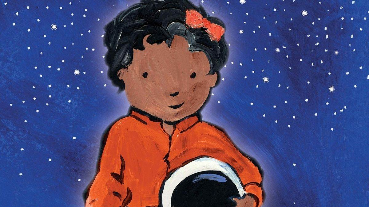 Illustration from Astro Girl by Ken Wilson-Max