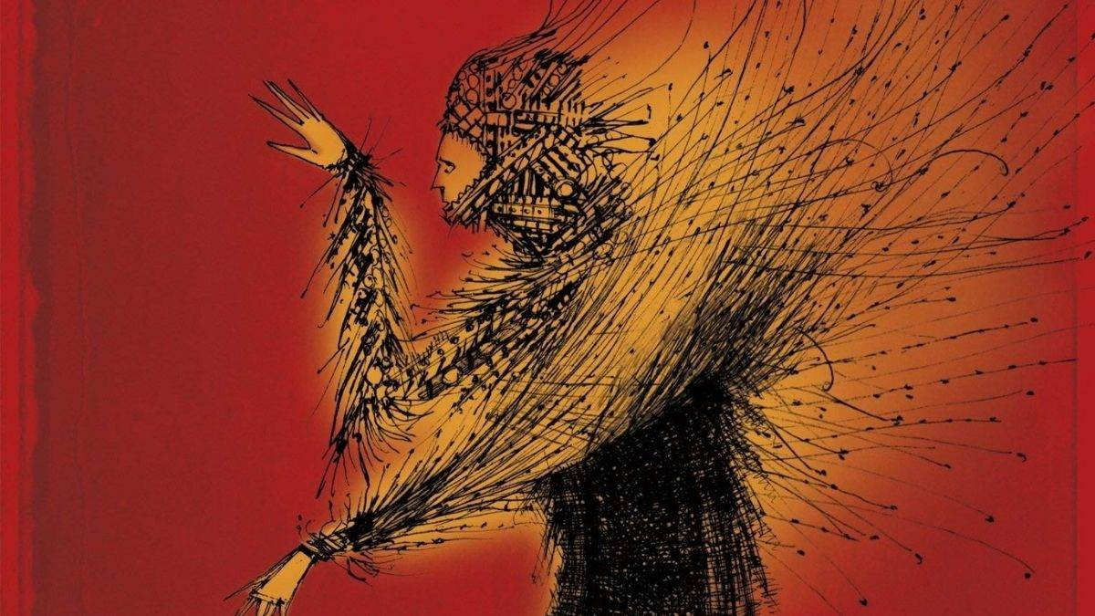 The cover of The Fire-Eaters by David Almond