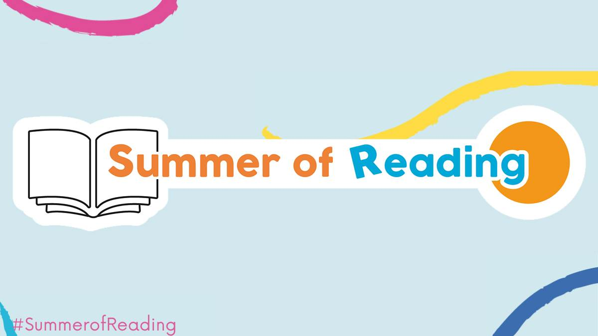 The Summer of Reading logo